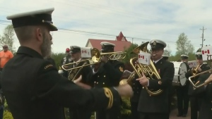 CTV Atlantic: Peacekeepers honoured in Maritimes