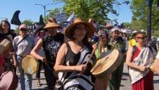 March for Salish Sea