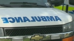 Man charged with stealing ambulance