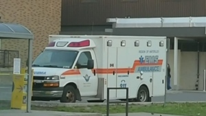 CTV Barrie: Ambulance pursuit