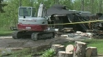 CTV Barrie: Oro-Medonte fire
