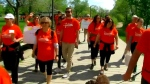 mental health walk