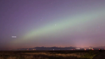 In time-lapse video posted to YouTube by Tristan Todd, a rare solar storm is captured over Vancouver, B.C.