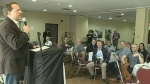 CTV Barrie: Green Party Convention