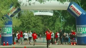 Sask. Marathon attracts 4,000 runners