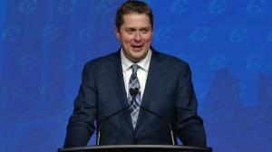 Andrew Scheer - Conservative leader