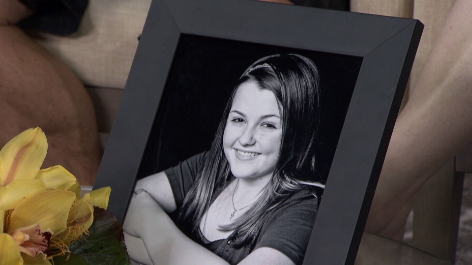 Jaelyn Innes was 21 when she died of an accidental overdose on April 27. (CTV)