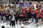 The Windsor Spitfires defeated the Erie Otters to win the 2017 Mastercard Memorial Cup in Windsor, Ont., on Sunday, May 28, 2017. (Melanie Borrelli / CTV Windsor)