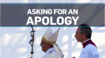 PM to ask pope for residential schools apology