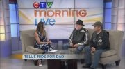 Telus Ride for Dad