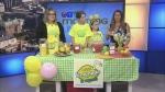 The Lemonade Standemonium