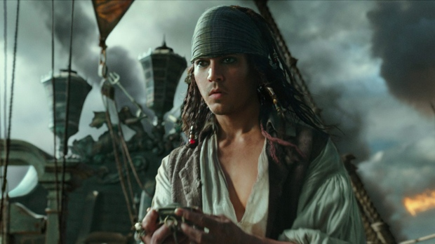 Pirates of the Caribbean 5 dominates box office