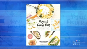 CTV Montreal: Author: Yogurt every day