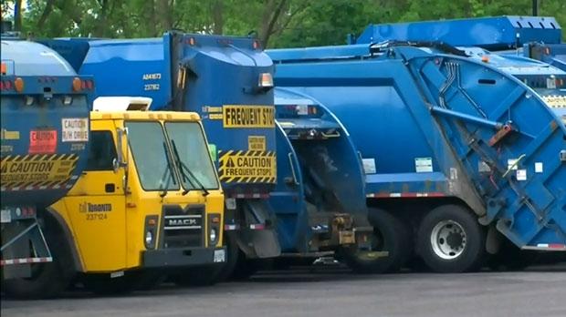 Union Rejects Cameras On Garbage Trucks Ctv Toronto News