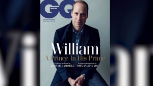 Prince William new interview with GQ
