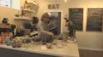 Former bank employee opens Sault vegan café