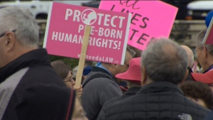 Restricting protest at abortion clinics