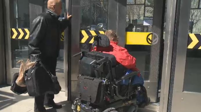 Of Montreal's 68 metro stations, 11 are wheelchair accessible.