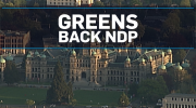 Greens, NDP hope to end Liberal government in B.C.