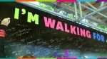 One walk