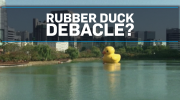 Is a giant rubber duck a good use of tax dollars?
