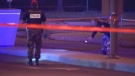 A 15-year-old girl was shot in the abdomen following an altercation near the Cartier metro station in Laval on Tuesday morning.