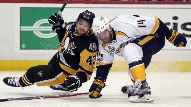 Stanley Cup Final: Nashville Predators might get captain Mike Fisher back
