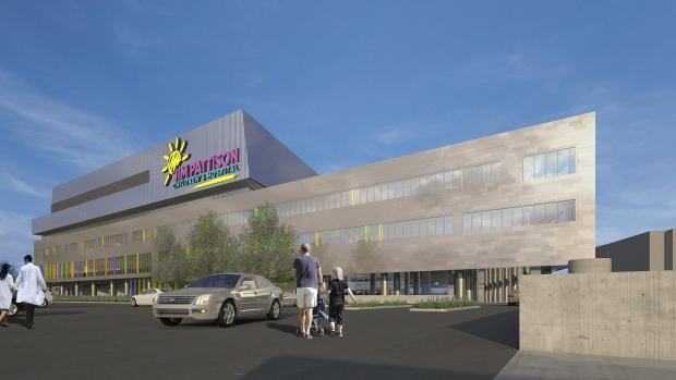 Saskatchewan Children's Hospital gets $50M from businessman Jim Pattison