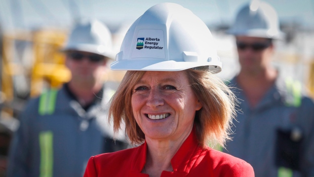 'Mark my words:' Alberta's Notley says pipeline coming no matter BC politics