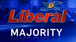 CTV projects Liberal majority government