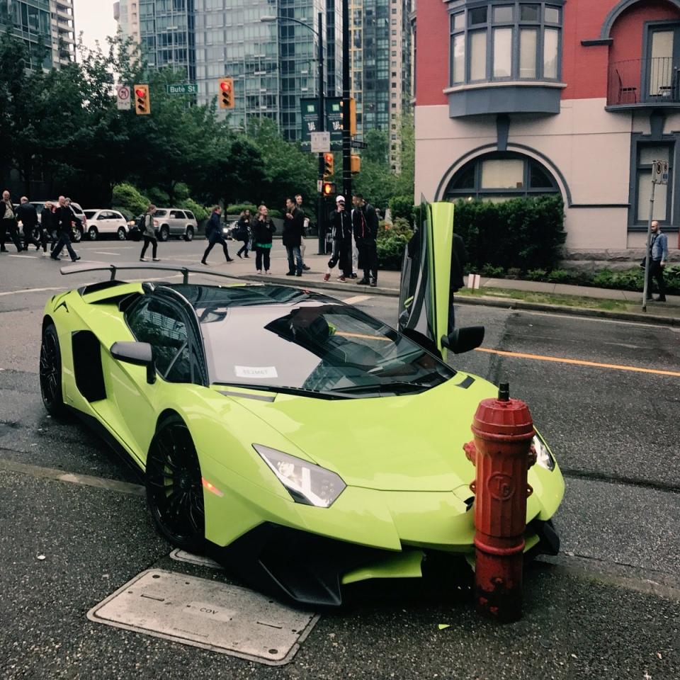 Bon Lamborghini