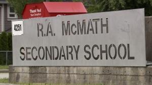 R.A. McMath Secondary School