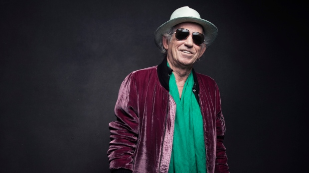 Keith Richards Reveals He's Giving Up Drinking