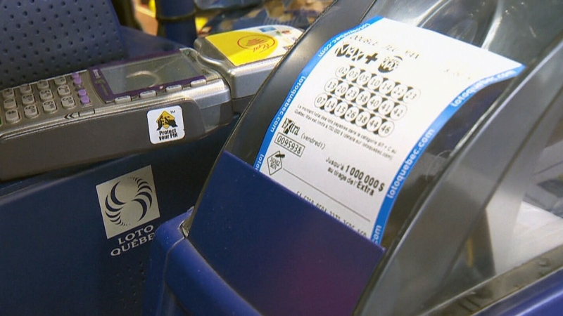 The $70-million Lotto Max ticket was purchased in Quebec.