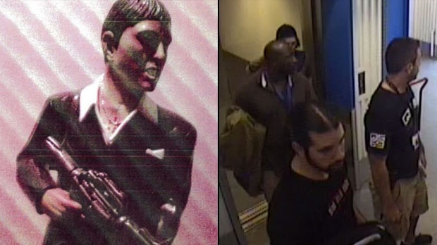Scarface Peel Police probe