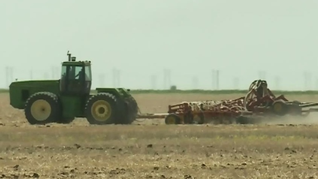Seeding hits home stretch in Saskatchewan