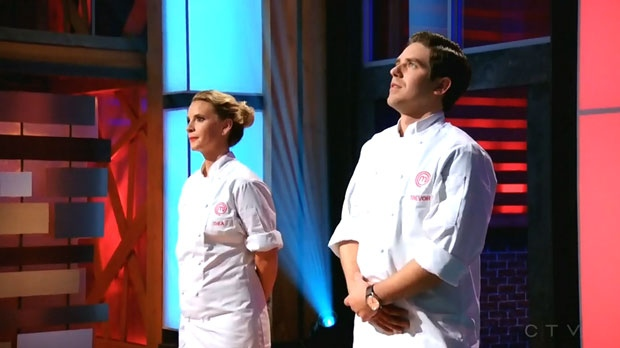 masterchef canada  and this winner is