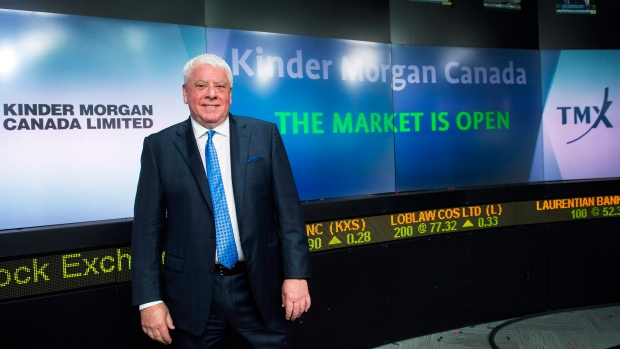 Here's Why Kinder Morgan, Inc. (KMI) Trending These Days