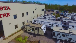 GPS: Bella Vista RV Centre