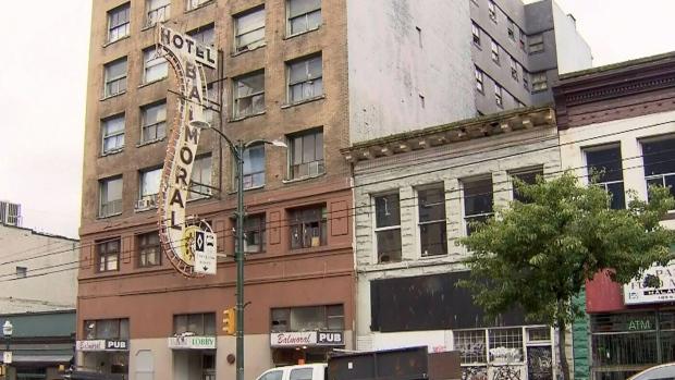Residents ordered to leave rundown SRO
