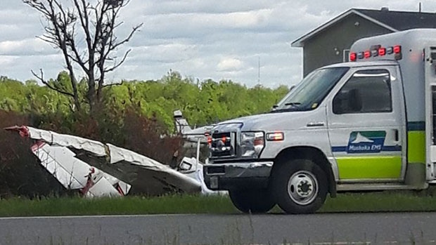 Two Men Dead In Plane Crash In Muskoka