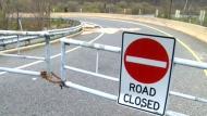dvp, road closure