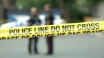 A file image from a crime scene in Ottawa is seen.