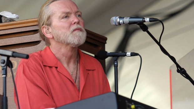 Gregg Allman Intimate Funeral Gathering ... Ex-Wife Cher Among Mourners
