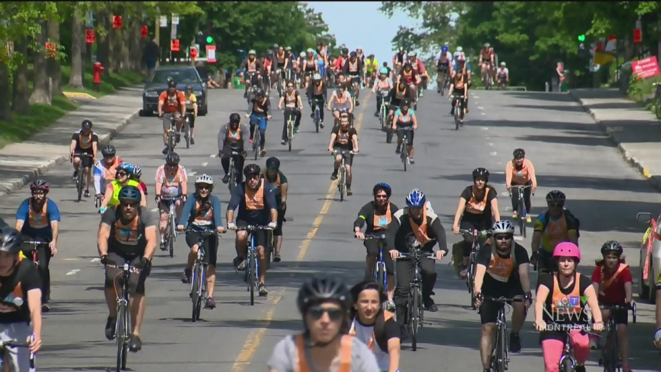 CTV Montreal: A bicycle bonanza