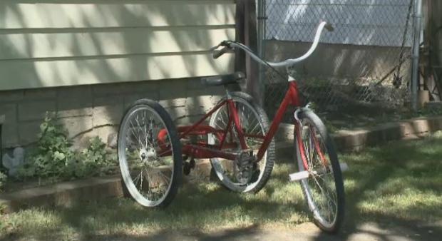 Bike stolen in Regina