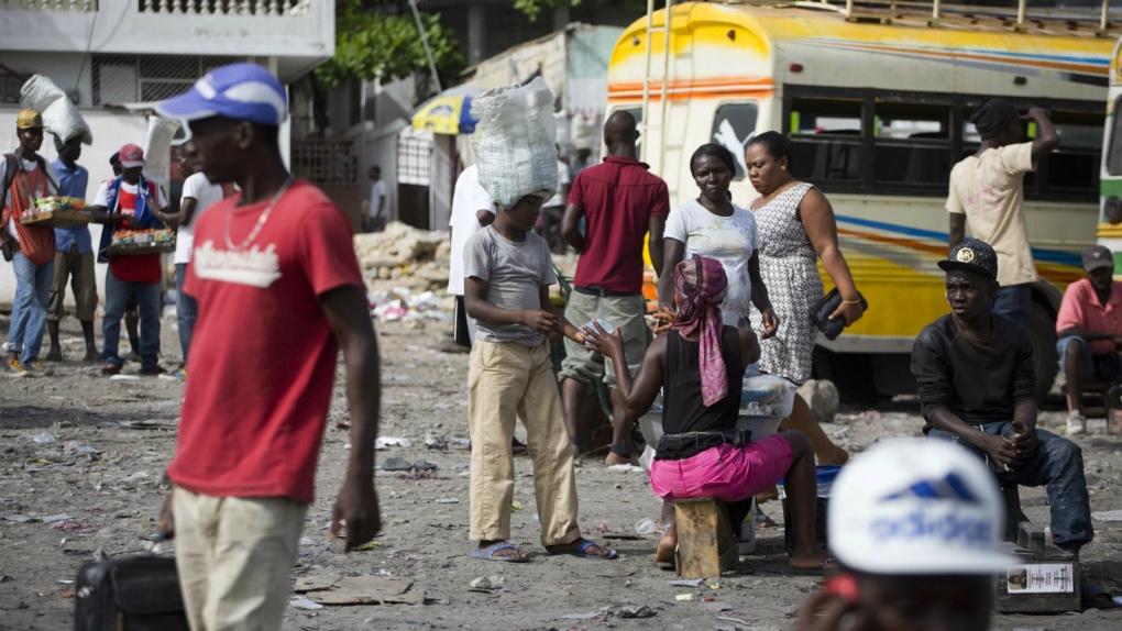 Advocates fear deportations will lead to child labour surge in Haiti | CTV  News