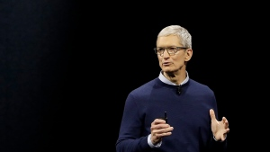 Apple CEO Tim Cook discusses Malala Fund in exclusive interview