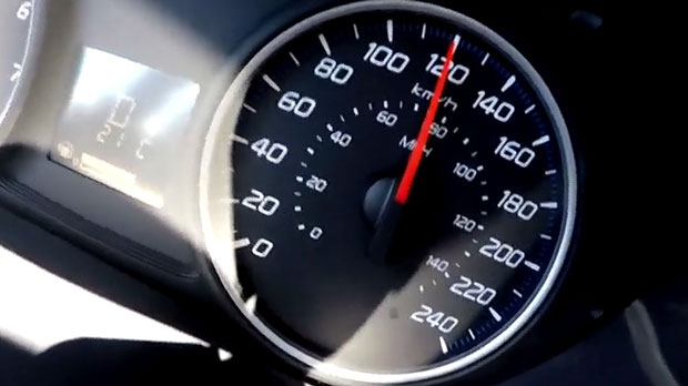 drivers beware your speedometer may not be accurate ctv news autos