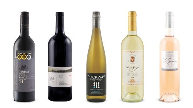 Natalie MacLean's Wines of the Week - Jun. 5, 2017